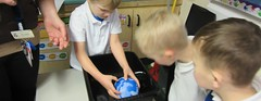 Making Ice Balloons