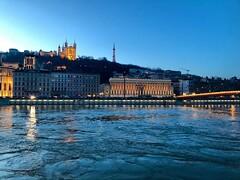 Quaie de Saône - Lyon