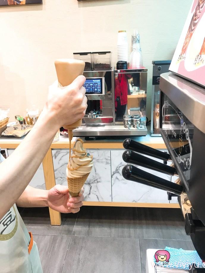 [中壢美食]張豐盛商行.花生堅果類專賣店~銅板美食.濃郁冰淇淋好滋味(二訪) @VIVIYU小世界