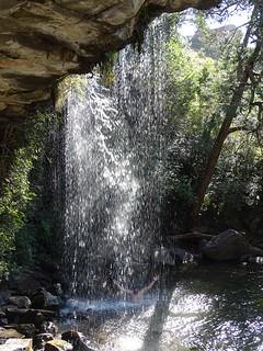 Doreen's Falls, Cathedral Peak, Drakensberg