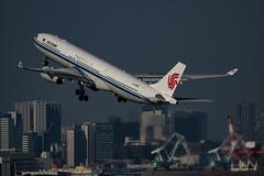 Take-off from Haneda,Tokyo KS IMGP2136