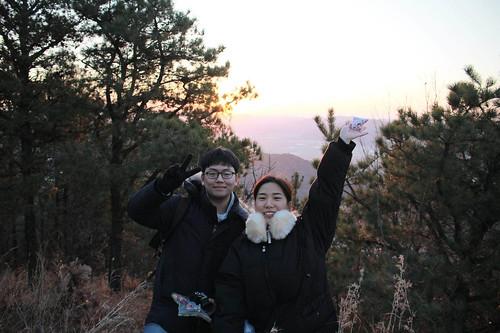 Climbing Geom-moo mountain for sunrise_MDY_180101_75