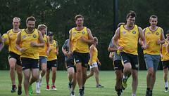 Balmain Tigers AFL Sydney Training Session February 22, 2018 00022