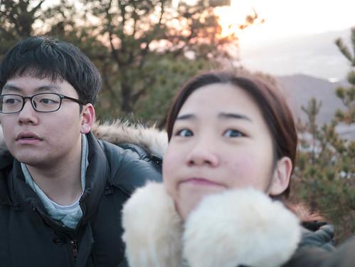 Climbing Geom-moo mountain for sunrise_MDY_180101_59