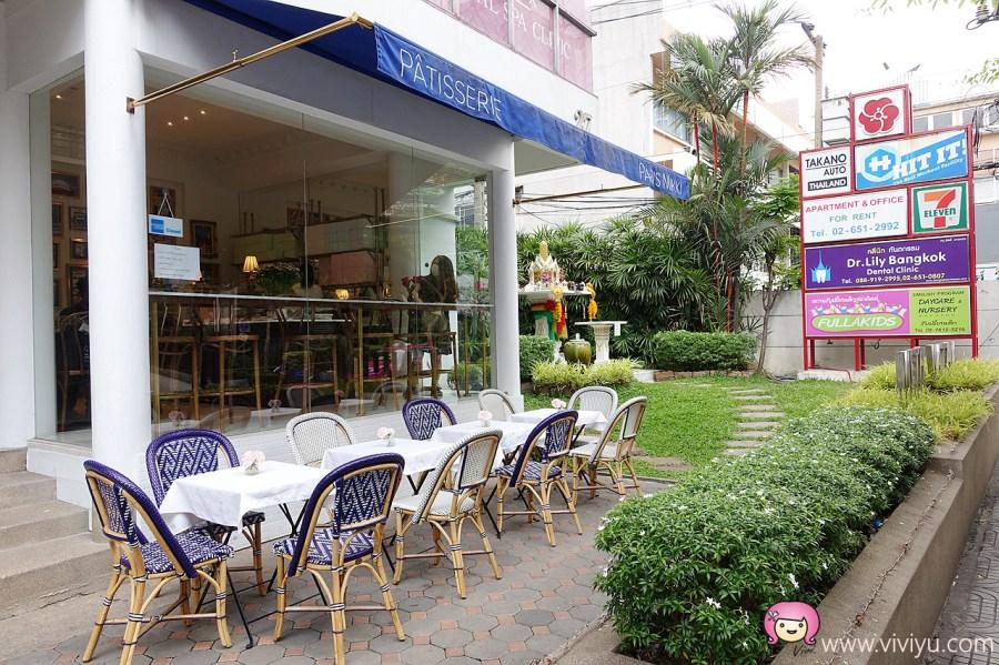 Paris Mikki,paris mikki 曼谷,Terminal 21,曼谷甜點,曼谷美食,曼谷蛋糕,泰國美食 @VIVIYU小世界