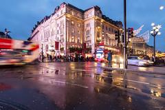 Night walk in London (Dec 2017)