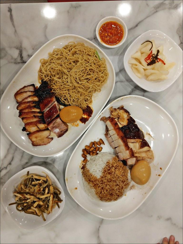 了凡香港油雞飯麵