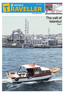 8 May Independent Traveller cover