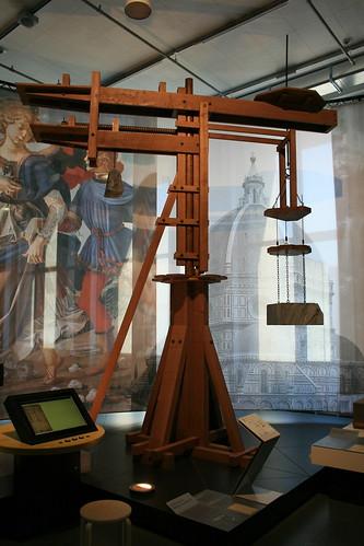 "Leonardo da Vinci Modell • <a style=""font-size:0.8em;"" href=""http://www.flickr.com/photos/160223425@N04/27136102879/"" target=""_blank"">View on Flickr</a>"