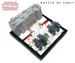 Star Wars - Battle Of Crait 01