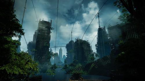 crysis 3 gaming videogames screenshot shooter origin... (Photo: Powerplant06 on Flickr)