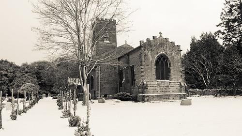 Snow in Northampton