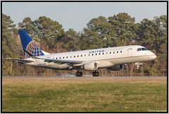 United Express (Republic Airlines) | 2017 Embraer 170-200LR | cn 17000676 | N747YX