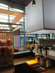 "2018 Hummer Event Cratering mobile smoothiebar Frankfurt Messe light and building~05 • <a style=""font-size:0.8em;"" href=""http://www.flickr.com/photos/69233503@N08/40989988831/"" target=""_blank"">View on Flickr</a>"