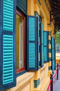 House where Ho Chi MInh lived
