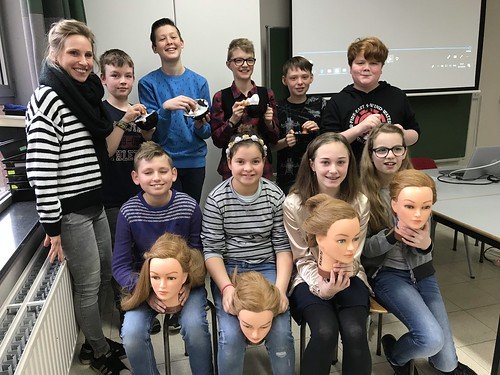 2018-03-8 open atelier school Gestel (12)