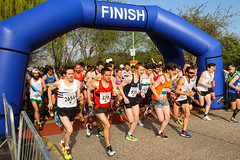 Paddock Wood Half Marathon 2017 Official Photos