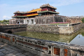 Meridian Gate, Imperial City, Hue