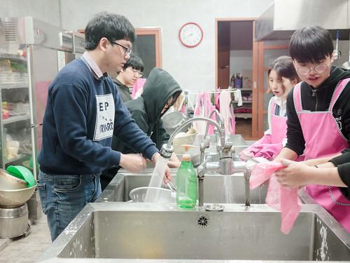 Mission Work using Stir-fried Rice Cake_MDY_180311_49