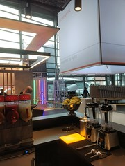 """2018 Hummer Event Cratering mobile smoothiebar Frankfurt Messe light and building~07 • <a style=""""font-size:0.8em;"""" href=""""http://www.flickr.com/photos/69233503@N08/39180756260/"""" target=""""_blank"""">View on Flickr</a>"""