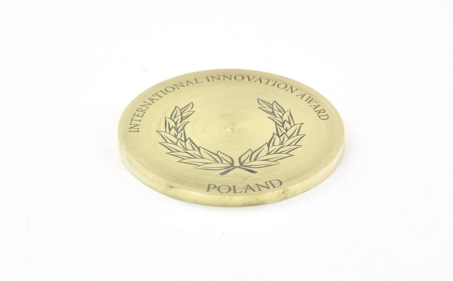 #medal z mosiądzu