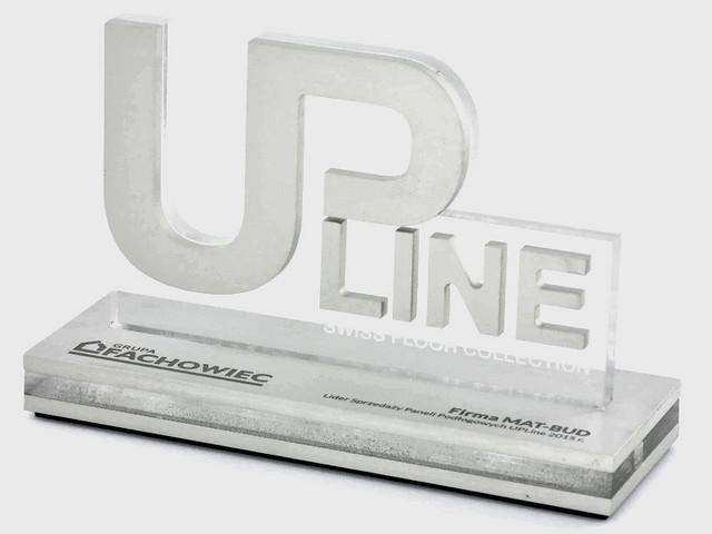 Fachowiec- Statuetki aluminium połączone z bezbarwną plexi(23)
