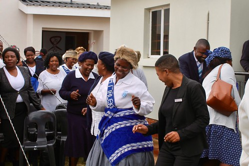 Maputsoe ART Clinic Opening, Lesotho - March 7, 2018