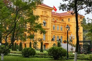Presidential Palace, Hanoi