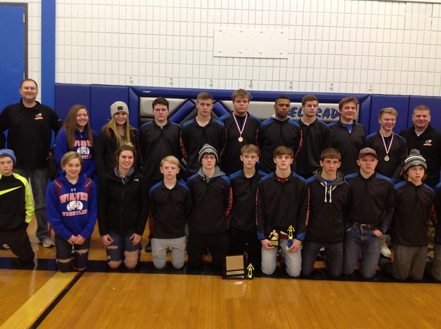 BBE Invitational 2nd Place Long Prairie-Grey Eagle/Browerville