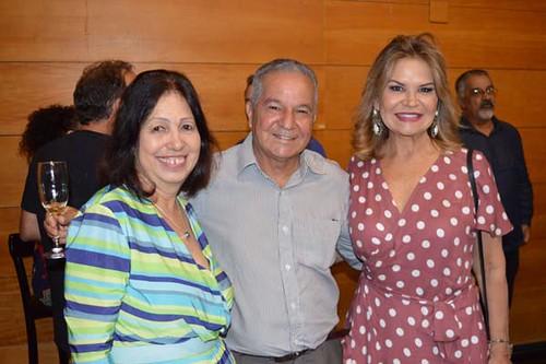 Lelena Almeida, Marquinhos Sena e Darly
