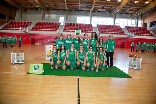Equipo Senior Femenino 2018-19