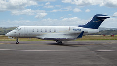 N300NZ, Bombardier Challenger 300, Napier Airport, Hawkes Bay, NZ - 7/12/18