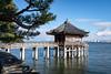 Photo:海門山満月寺浮御堂(滋賀県大津市) By