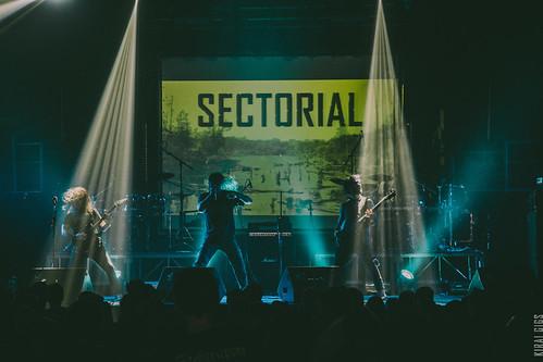 Sectorial - Live at Bingo, Kyiv [22.12.2018]