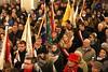 2018-11-11 Ełk: Migawki z obchodów 100. rocznicy odzyskania niepodległości