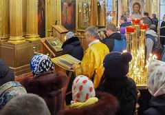 Воскресное Богослужение 30-ой недели по Пятидесятнице