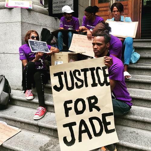 Cape Town 16 Days Court Case