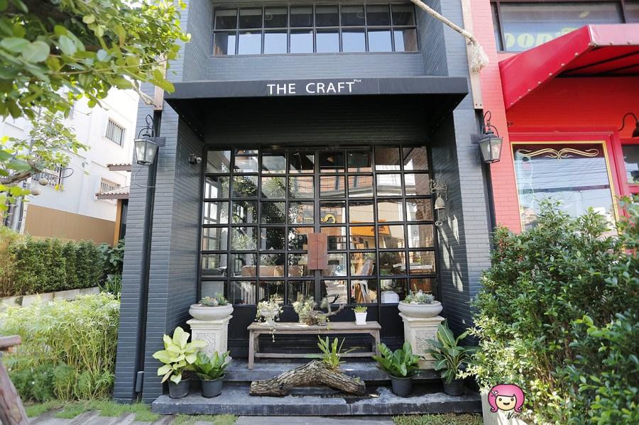 The Craft Bistro,The Craft Nimman,寧曼工藝飯店,尼曼區,尼曼區住宿,泰國住宿,清邁住宿 @VIVIYU小世界