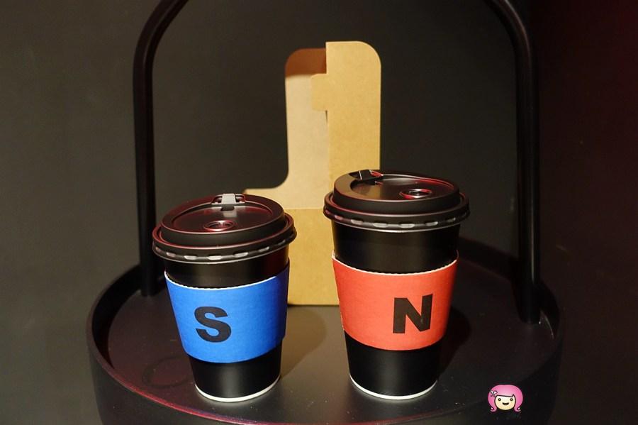 [桃園美食]ATTRACAFE' 吸引力咖啡│桃園市政府正對面.單品豆外帶咖啡.帶杯套再訪折10元! @VIVIYU小世界