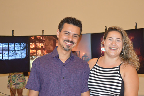 Rodrigo e a mulher, Mariana