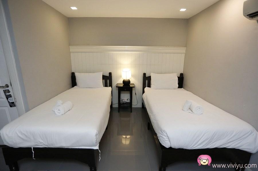 [清邁住宿]瓦萊清邁精品飯店(Wua Lai Boutique Hotel Chiang Mai)│清邁古城區.鄰近銀廟旁的千元住宿好選擇 @VIVIYU小世界