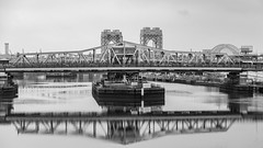 How many bridges can you spot? Harlem River, NYC