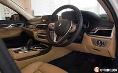 BMW 740 le