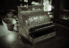 The Old Cash Register