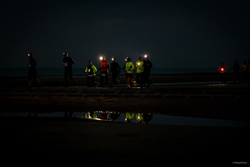 Koksijde / Night Trail / Nov 2018