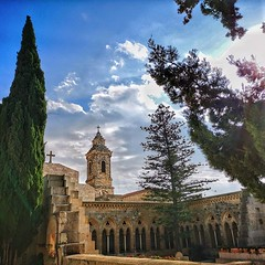 Eleona church built by St. Helen on the Mount of Olives