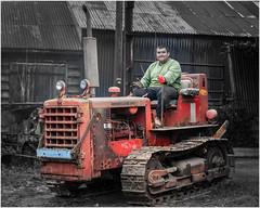 International Harvester TD8