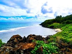 Larsen's Beach, Kauai, USA