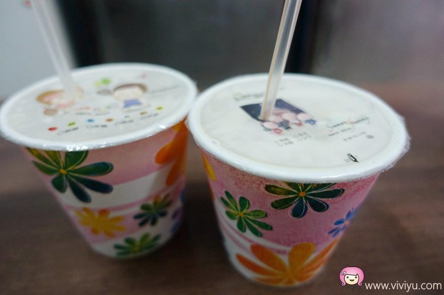 [桃園美食]顏記傳統早餐.振聲高中旁巷弄隱藏美食~自製粉漿蛋餅.素煎包 @VIVIYU小世界