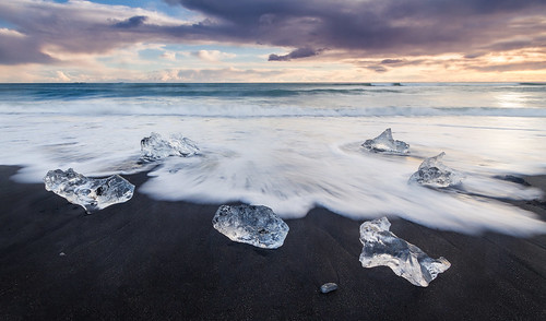 Diamond Beach - Iceland